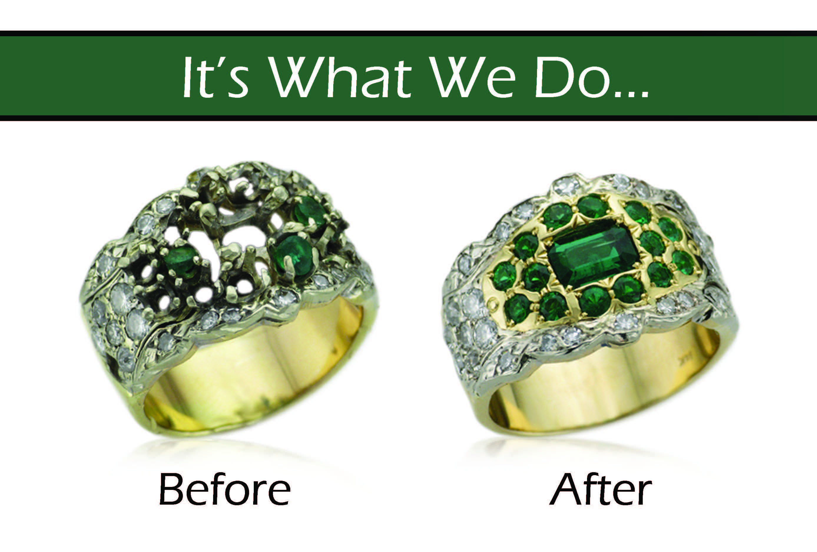 Are you looking for the best jewelry repair in Santa Rosa or Saint Helena? E.R. Sawyer Jewelers is staffed with three in-house Goldsmiths whose diverse ...