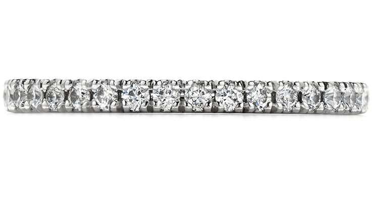 hearts on fire diamond bracelet set in 18K gold